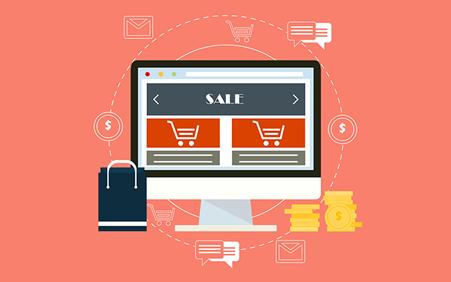 El auge de las tiendas en línea