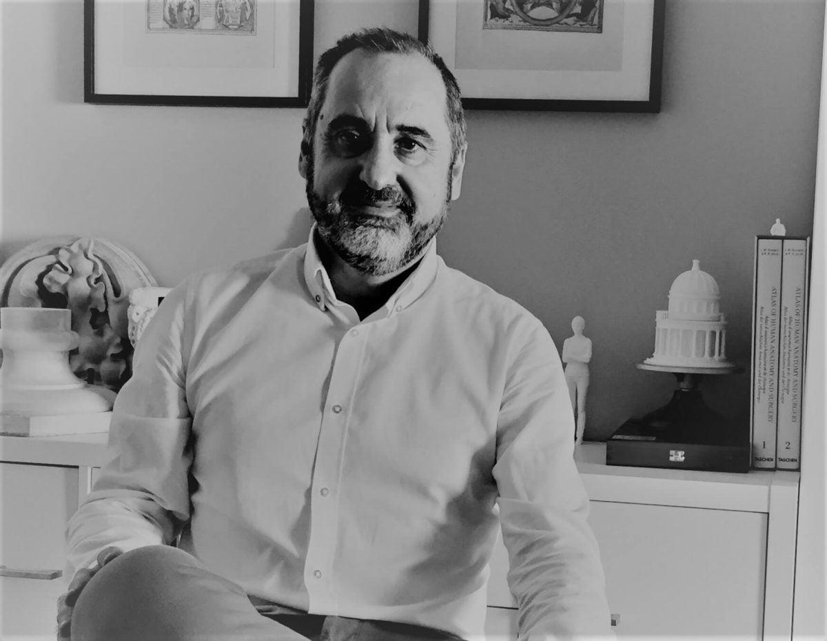 Fernando Lallana, autor de Sorbos de Emprendimiento