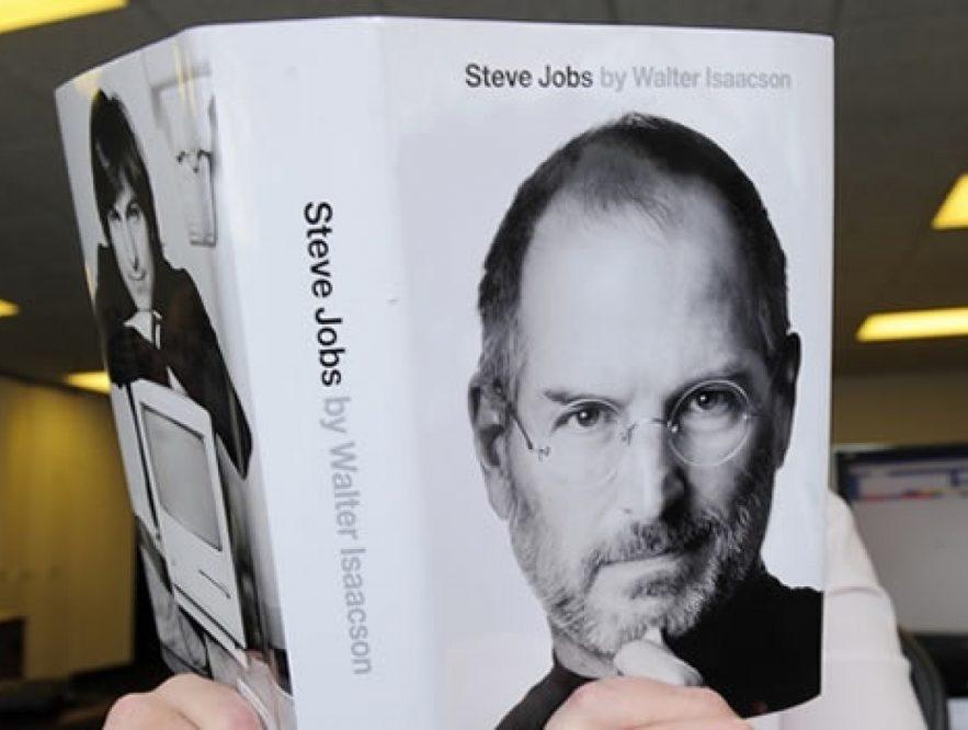 Enseñenzas de la biografía de Steve Jobs