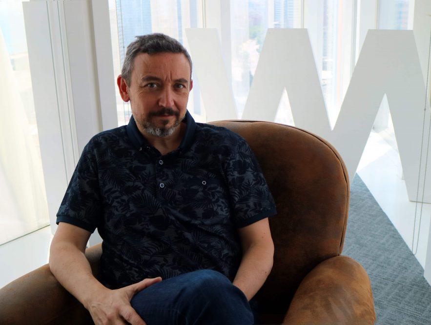 Albert Rodes, CEO de Watchity