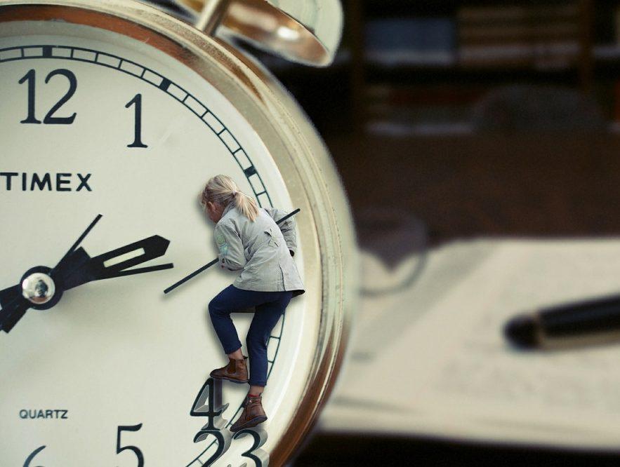 Los buenos emprendedores administran correctamente su tiempo