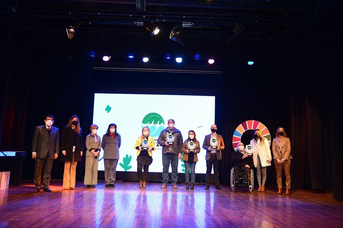 Los Jardines premiado por Pacto Global