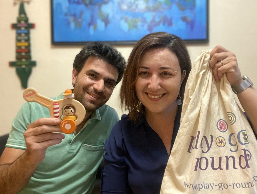 La historia de Play Go Round, una disruptiva startup española