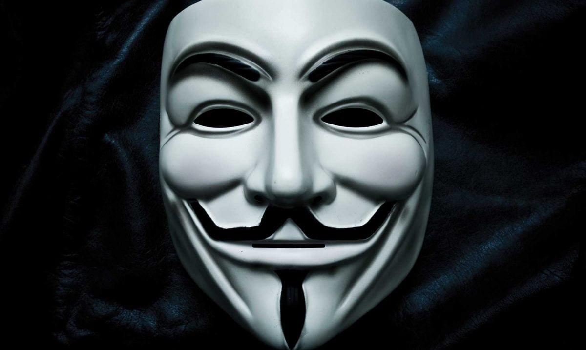 Anonymous, el rostro más conocido de la delincuencia informática